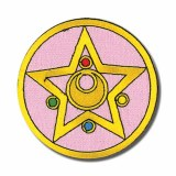 Sailor Moon R Brooch Patch