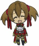Sword Art Online Chibi Silica Smile Patch