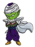 Dragon Ball Z Piccolo Embroidered Patch