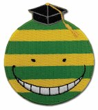 Assassination Classroom Mockery Koro Sensei Patch