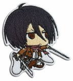 Attack on Titan S2 Mikasa Patch