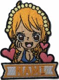 One Piece SD Nami Tag Patch
