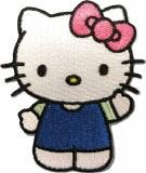 Hello Kitty Waving Patch