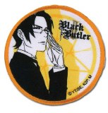 Black Butler Claude Patch