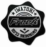 Free! Iwatobi Swimming Club Logo Patch