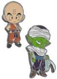 Dragon Ball Super Krillin/Piccolo 2-Pk Pin Set