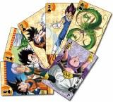 Dragon Ball Z Goku Mark Playing Cards