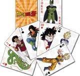 Dragon Ball Z Cell Saga Group Playing Cards