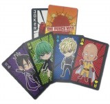 One Punch Man SD Character Playing Cards