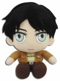 Attack on Titan Eren Sitting Plush
