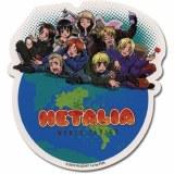 Hetalia World Series Group Sticker