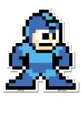 Mega Man 10 Standing Mega Man Sticker