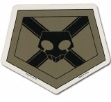 Bleach Shinigami Badge Sticker