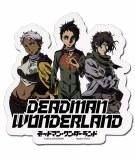 Deadman Wonderland Ganta Nagi and Karako Sticker