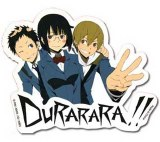 Durarara Group Sticker