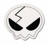 Gurren Lagann Yoko Skull Sticker