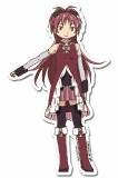 Madoka Magica Kyouko Sticker