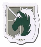 Attack On Titan Military Police Regiment Sticker