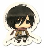 Attack On Titan SD Mikasa Sticker