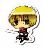 Attack On Titan Armin SD Sticker