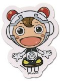 Psycho Pass Komissa Chan Sticker