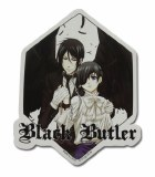 Black Butler Ciel Demon Sebastian Sticker