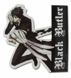 Black Butler Battle Sebastian Sticker