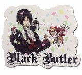Black Butler Celebrate Group Sticker