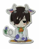 Black Butler Ciel Cow Sticker