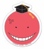 Assassination Classroom Red Koro Sensei Sticker