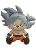 Dragon Ball Super Goku Ultra Instinct Sitting Plush