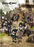 Black Clover Key Art Wall Scroll