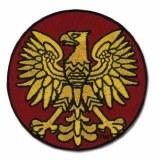 Robotech Master Emblem Patch