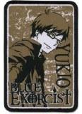 Blue Exorcist Yukio Portrait Patch