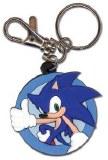 Sonic Keychain Sonic Circle