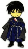Fullmetal Alchemist Patch Roy Mustang 1