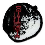 Death Note Black and White Apple Patch