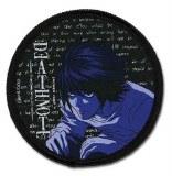 DeathNote Blue L Patch