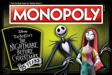 Monopoly Nightmare Before Christmas 25th Anniversary