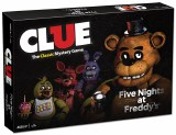 Five Nights at Freddys Clue