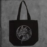Miles To Go GoT Dragon and Wolf Canvas Tote