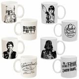 Star Wars Classic Ceramic Mug Set