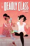 Deadly Class #45 Cvr C