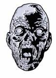 Walking Dead Walker Head Pin