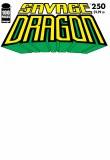 Savage Dragon #250 Cvr F Blank
