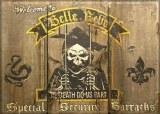 DC Suicide Squad Special Security Barracks Magnet