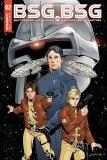 Battlestar Galactica Vs Battlestar Galactica #2 Cvr A