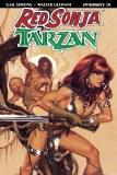 Red Sonja Tarzan #1 Cvr A