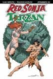 Red Sonja Tarzan #2