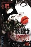 Kiss Zombies #2